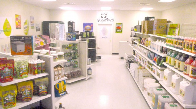 Growfresh Organics and More – Opened For Business